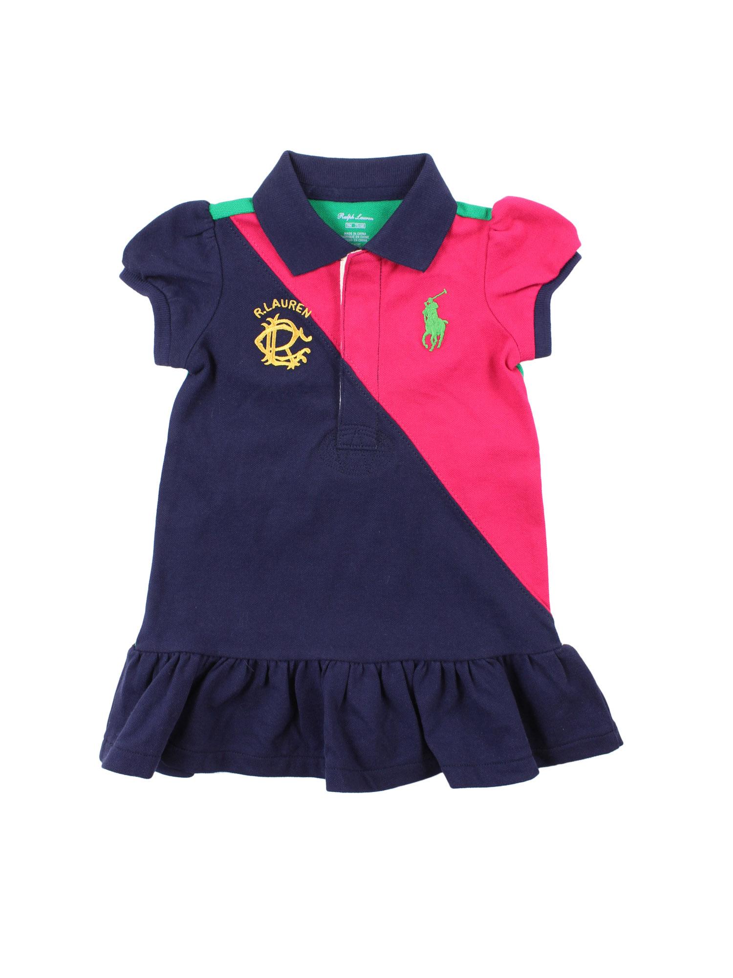 Nomonkey Polo Ralph Lauren Φόρεμα παιδικό 310673688001 1119866bba6